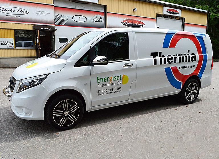 Ajaks-line-energiset-pakettiauto